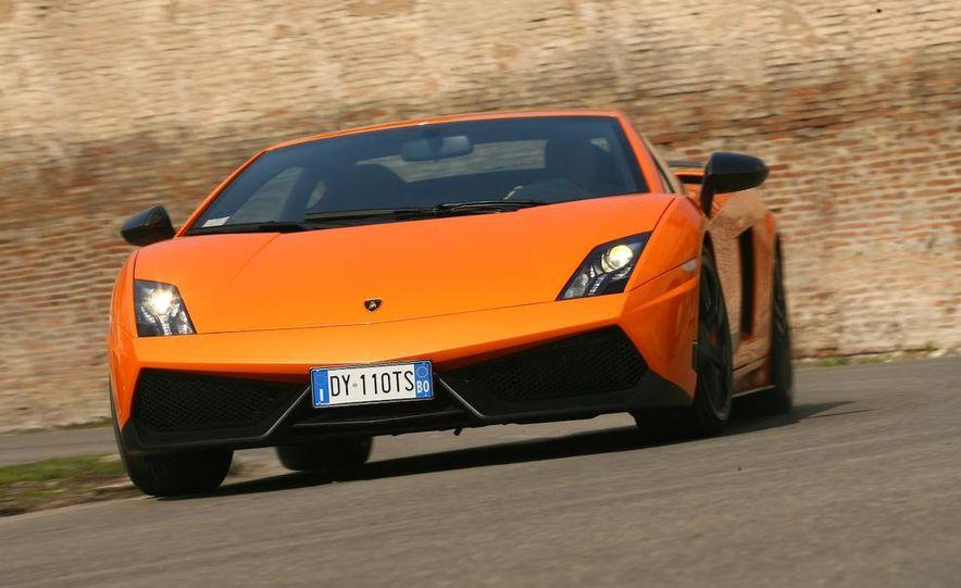 2011 Lamborghini Gallardo LP570-4 Superleggera - Slide 15