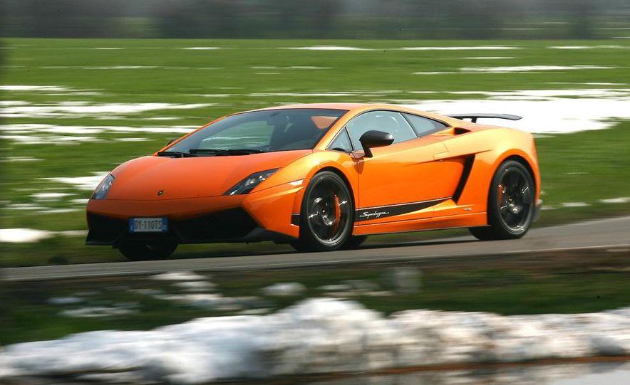 2011 Lamborghini Gallardo LP570-4 Superleggera - Slide 18
