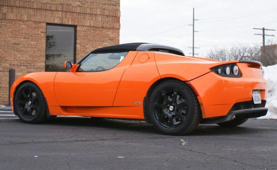 2010 Tesla Roadster Sport - Slide 1