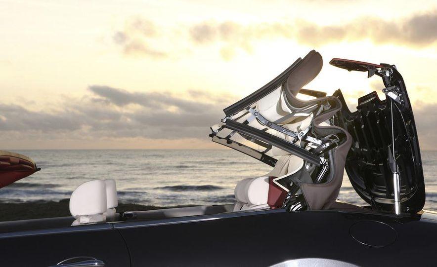 2011 Maserati GranTurismo convertible (sold as: GranCabrio in Europe) - Slide 28