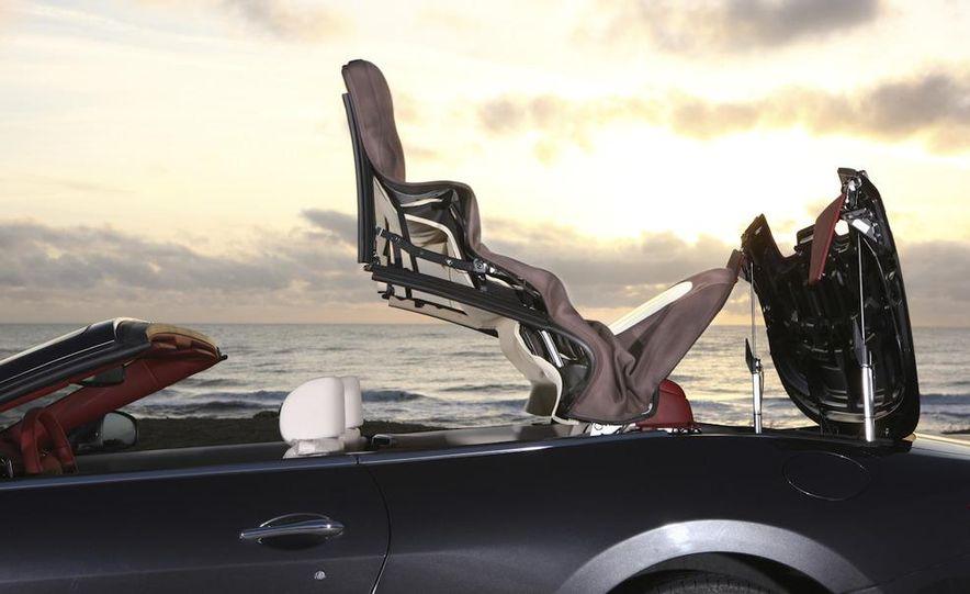 2011 Maserati GranTurismo convertible (sold as: GranCabrio in Europe) - Slide 27
