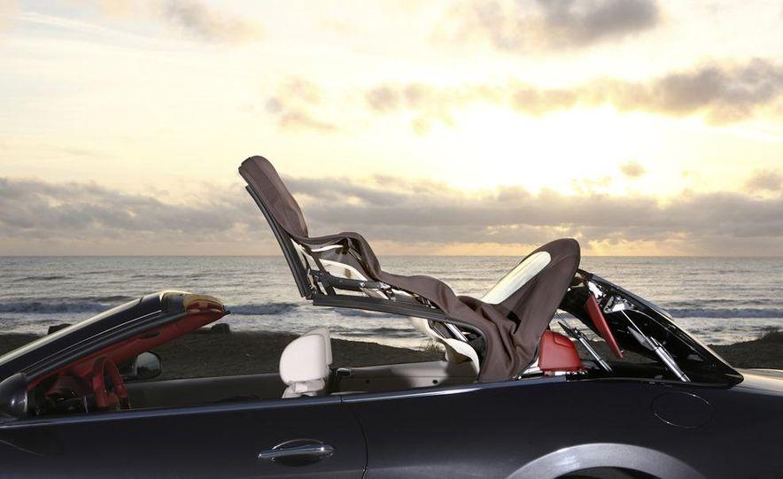 2011 Maserati GranTurismo convertible (sold as: GranCabrio in Europe) - Slide 26
