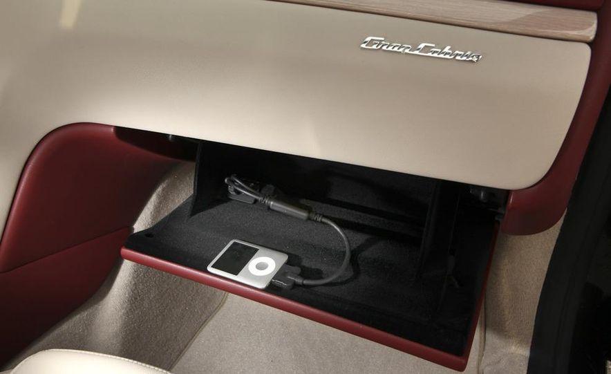2011 Maserati GranTurismo convertible (sold as: GranCabrio in Europe) - Slide 46