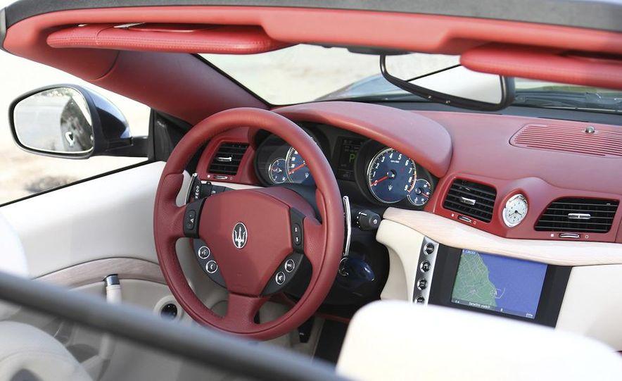 2011 Maserati GranTurismo convertible (sold as: GranCabrio in Europe) - Slide 39