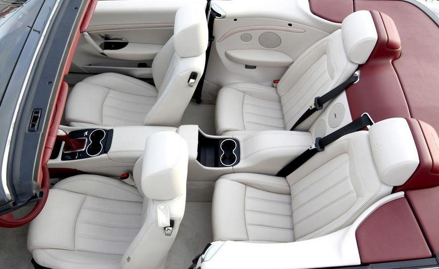 2011 Maserati GranTurismo convertible (sold as: GranCabrio in Europe) - Slide 38