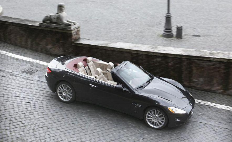 2011 Maserati GranTurismo convertible (sold as: GranCabrio in Europe) - Slide 12