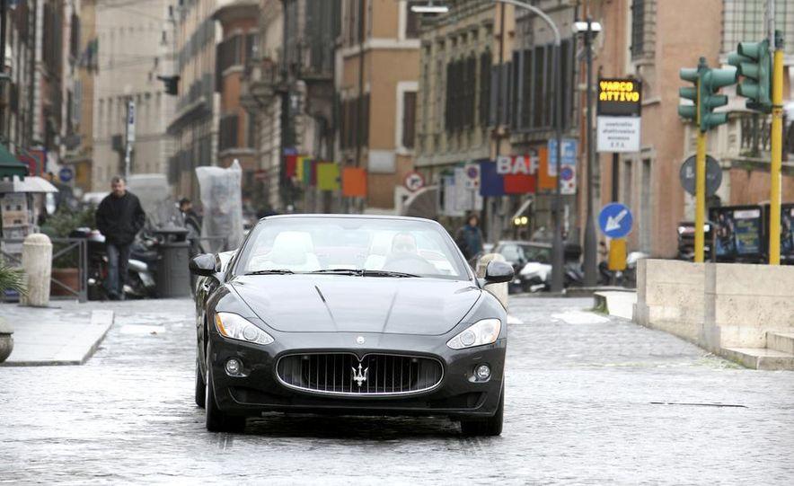 2011 Maserati GranTurismo convertible (sold as: GranCabrio in Europe) - Slide 14