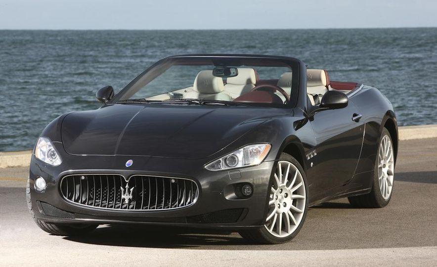 2011 Maserati GranTurismo convertible (sold as: GranCabrio in Europe) - Slide 20