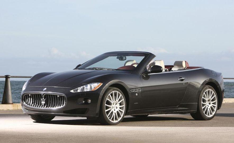 2011 Maserati GranTurismo convertible (sold as: GranCabrio in Europe) - Slide 22