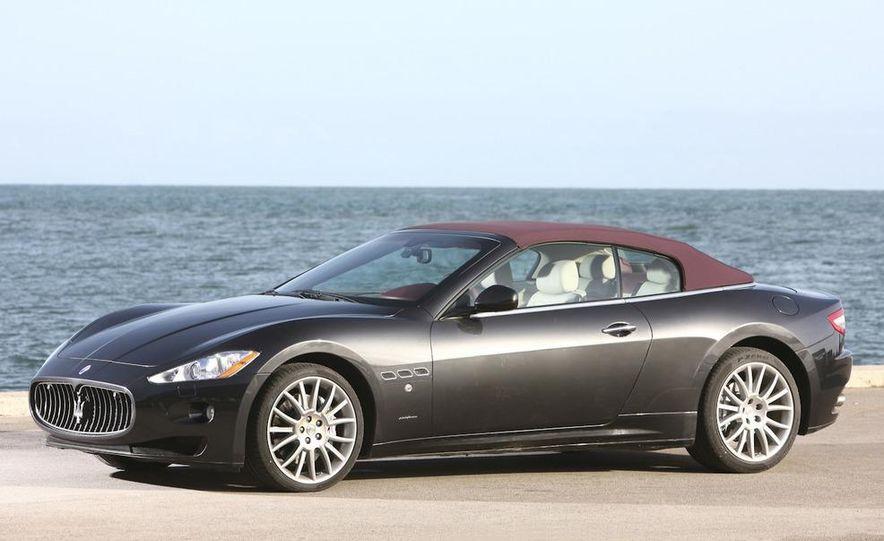 2011 Maserati GranTurismo convertible (sold as: GranCabrio in Europe) - Slide 24