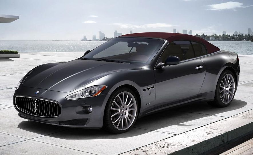 2011 Maserati GranTurismo convertible (sold as: GranCabrio in Europe) - Slide 34