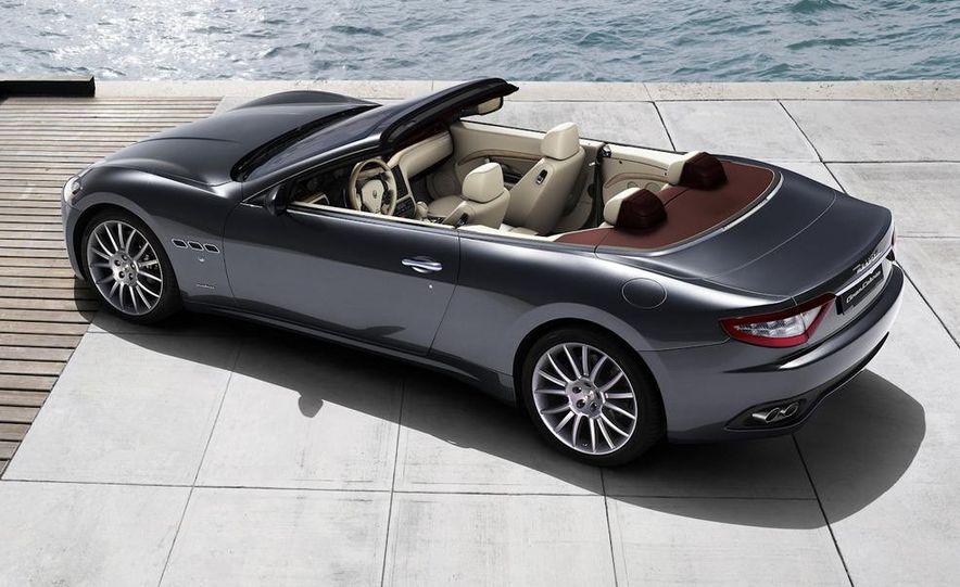 2011 Maserati GranTurismo convertible (sold as: GranCabrio in Europe) - Slide 33