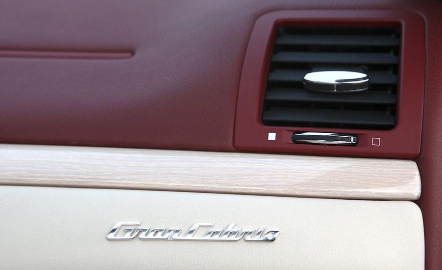 2011 Maserati GranTurismo convertible (sold as: GranCabrio in Europe) - Slide 45