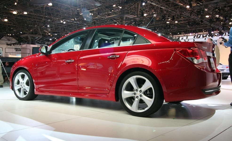 Worksheet. 2011 Chevrolet Cruze RS  Photo Gallery  Car and Driver