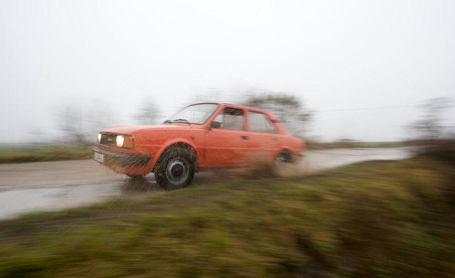 1985 Škoda 105L - Slide 2