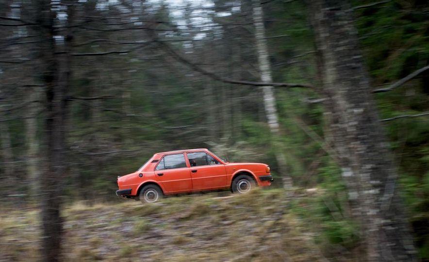 1985 Škoda 105L - Slide 4