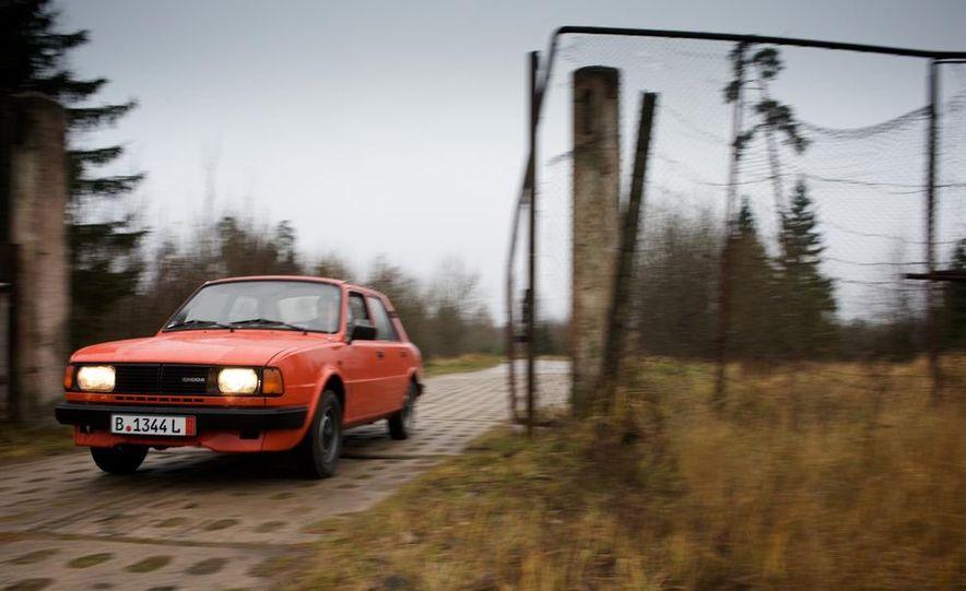 1985 Škoda 105L - Slide 6