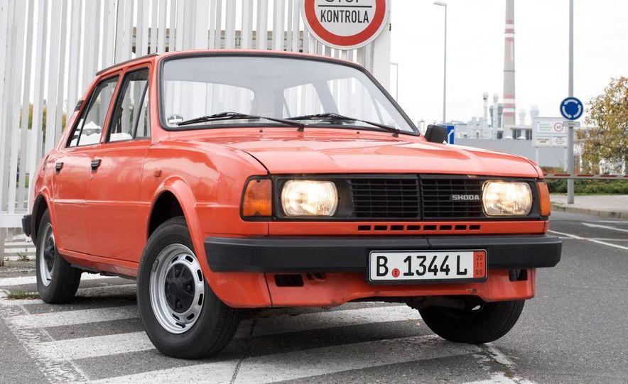 1985 Škoda 105L - Slide 22