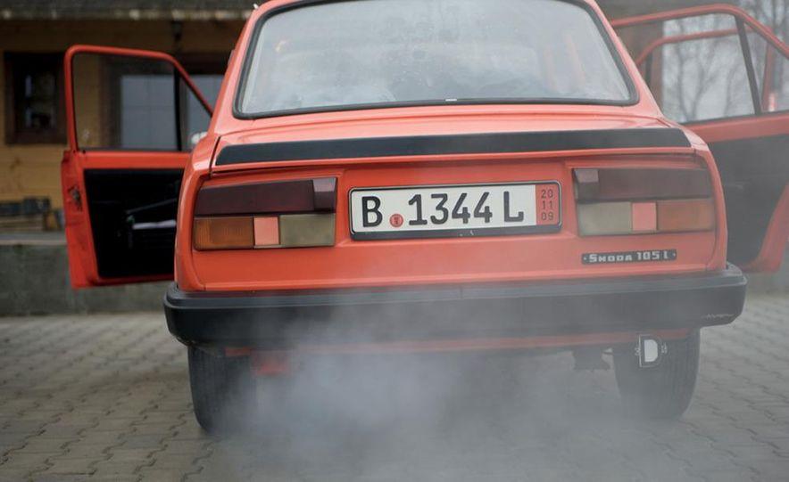 1985 Škoda 105L - Slide 29