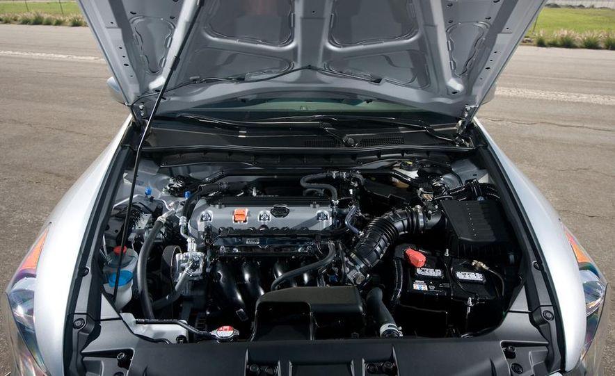 2010 Honda Accord EX, 2010 Subaru Legacy 2.5i, and 2011 Hyundai Sonata SE - Slide 35
