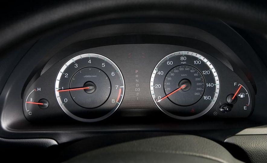2010 Honda Accord EX, 2010 Subaru Legacy 2.5i, and 2011 Hyundai Sonata SE - Slide 34