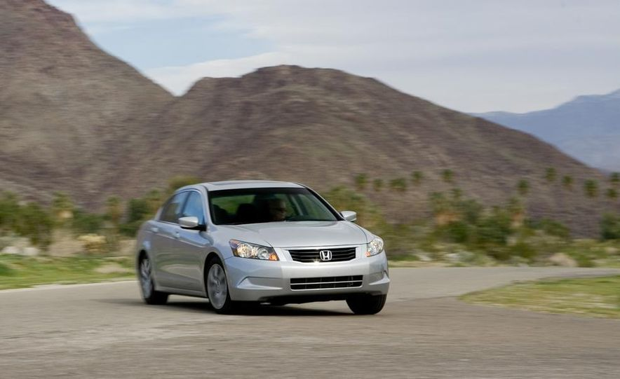 2010 Honda Accord EX, 2010 Subaru Legacy 2.5i, and 2011 Hyundai Sonata SE - Slide 14