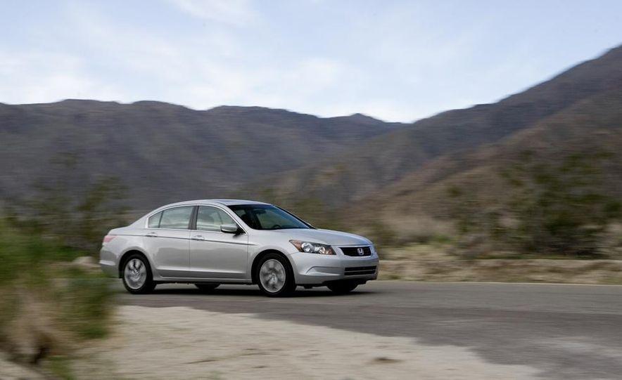 2010 Honda Accord EX, 2010 Subaru Legacy 2.5i, and 2011 Hyundai Sonata SE - Slide 15