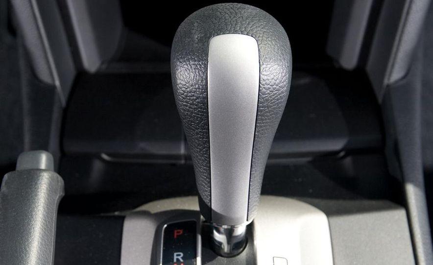2010 Honda Accord EX, 2010 Subaru Legacy 2.5i, and 2011 Hyundai Sonata SE - Slide 33