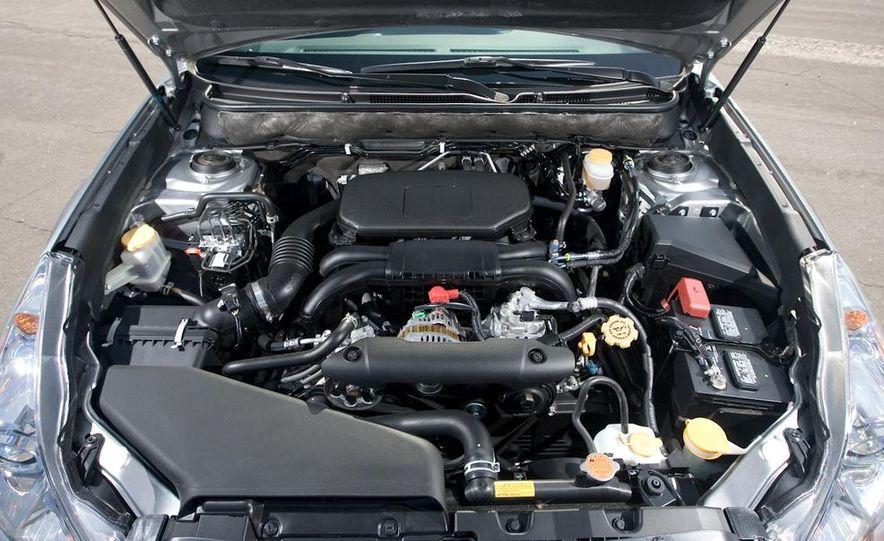 2010 Honda Accord EX, 2010 Subaru Legacy 2.5i, and 2011 Hyundai Sonata SE - Slide 65