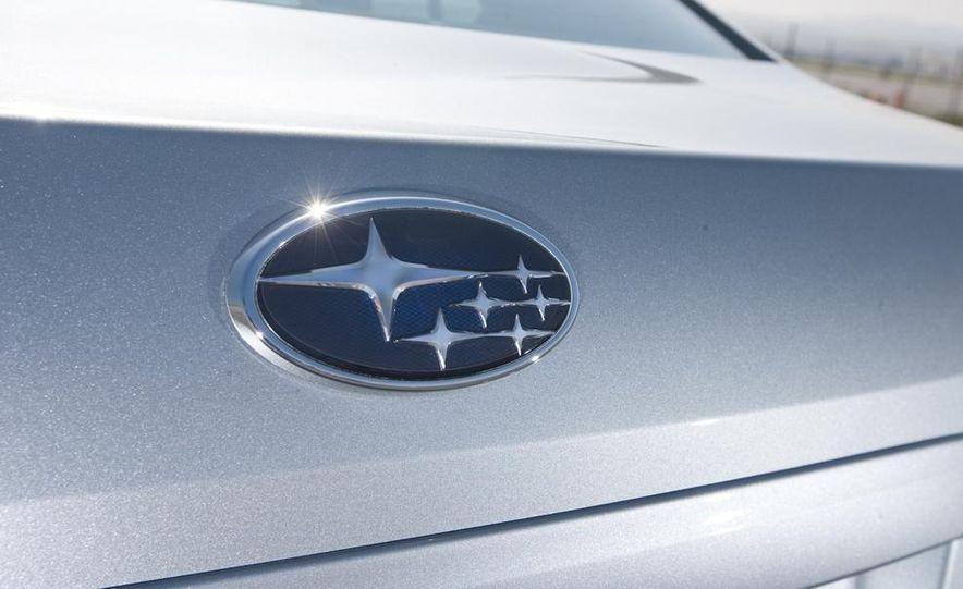 2010 Honda Accord EX, 2010 Subaru Legacy 2.5i, and 2011 Hyundai Sonata SE - Slide 55