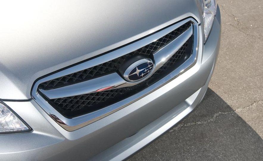 2010 Honda Accord EX, 2010 Subaru Legacy 2.5i, and 2011 Hyundai Sonata SE - Slide 49