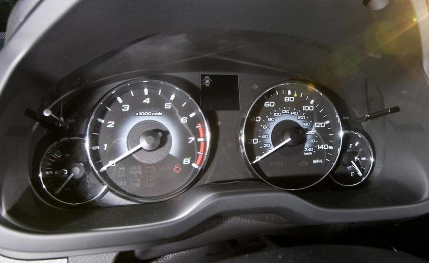 2010 Honda Accord EX, 2010 Subaru Legacy 2.5i, and 2011 Hyundai Sonata SE - Slide 64