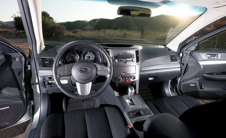 2010 Honda Accord EX, 2010 Subaru Legacy 2.5i, and 2011 Hyundai Sonata SE - Slide 57
