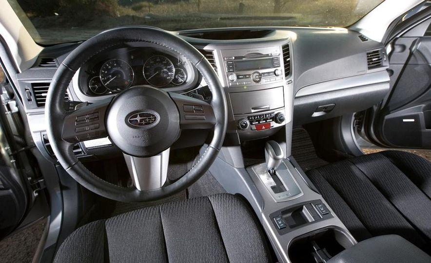 2010 Honda Accord EX, 2010 Subaru Legacy 2.5i, and 2011 Hyundai Sonata SE - Slide 58