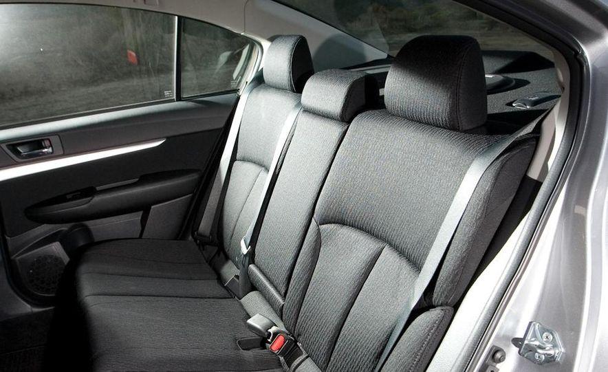 2010 Honda Accord EX, 2010 Subaru Legacy 2.5i, and 2011 Hyundai Sonata SE - Slide 60