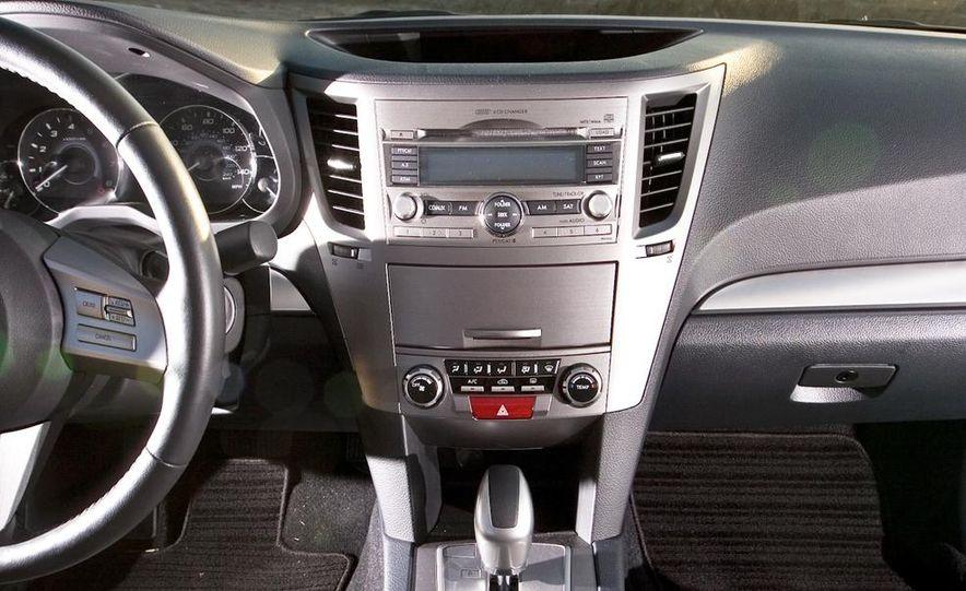 2010 Honda Accord EX, 2010 Subaru Legacy 2.5i, and 2011 Hyundai Sonata SE - Slide 62