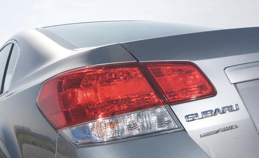 2010 Honda Accord EX, 2010 Subaru Legacy 2.5i, and 2011 Hyundai Sonata SE - Slide 53