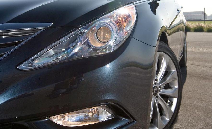 2010 Honda Accord EX, 2010 Subaru Legacy 2.5i, and 2011 Hyundai Sonata SE - Slide 78
