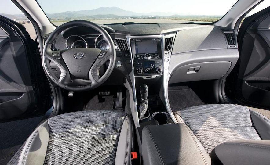2010 Honda Accord EX, 2010 Subaru Legacy 2.5i, and 2011 Hyundai Sonata SE - Slide 82
