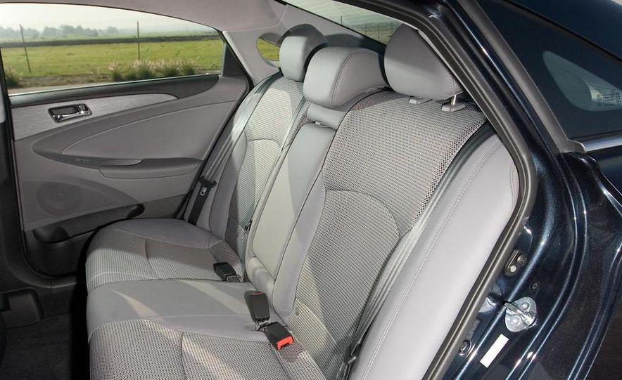 2010 Honda Accord EX, 2010 Subaru Legacy 2.5i, and 2011 Hyundai Sonata SE - Slide 83