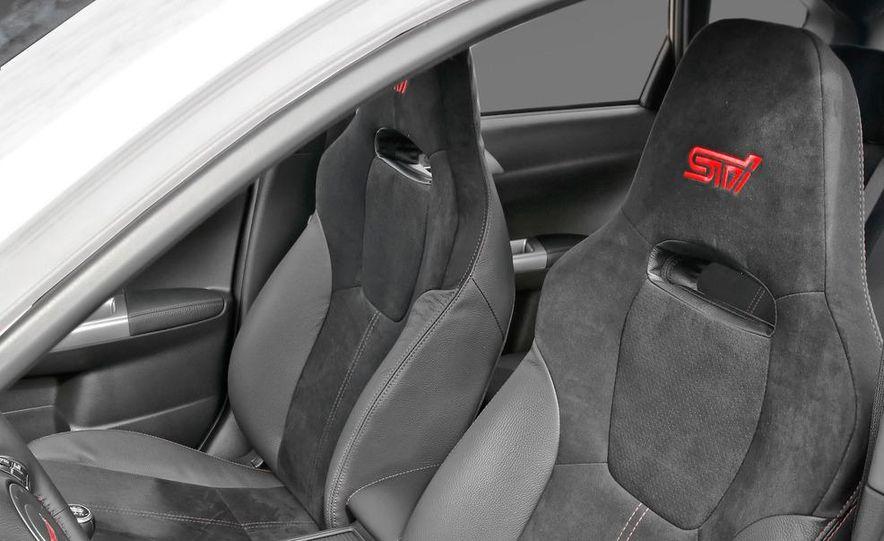 2010 Subaru Impreza WRX STI Special Edition - Slide 24