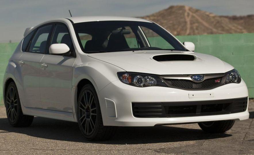 2010 Subaru Impreza WRX STI Special Edition - Slide 1