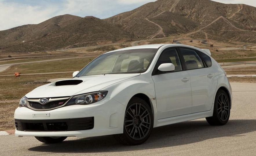 2010 Subaru Impreza WRX STI Special Edition - Slide 4