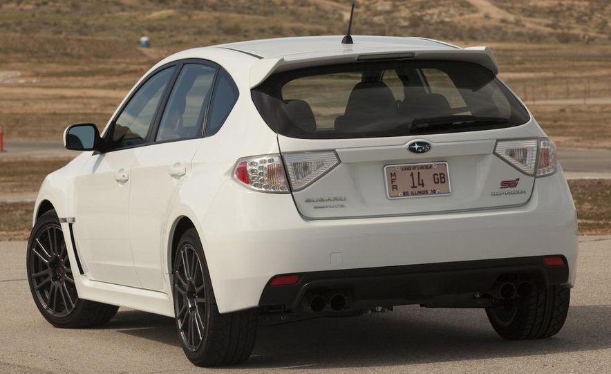 2010 Subaru Impreza WRX STI Special Edition - Slide 6