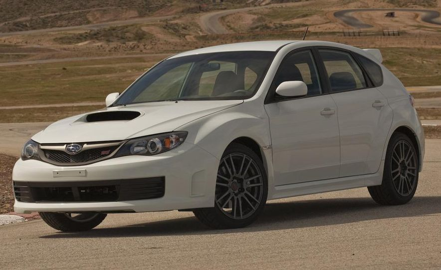 2010 Subaru Impreza WRX STI Special Edition - Slide 7