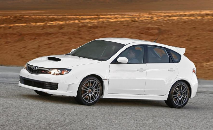 2010 Subaru Impreza WRX STI Special Edition - Slide 11