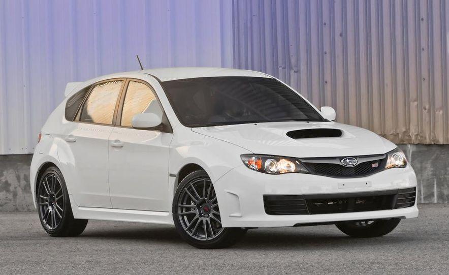 2010 Subaru Impreza WRX STI Special Edition - Slide 16