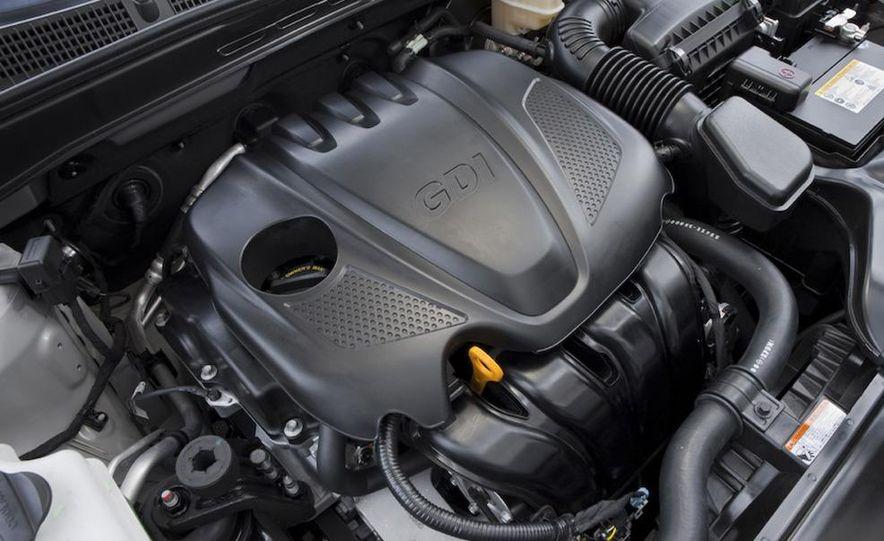 2011 Hyundai Sonata hybrid - Slide 56