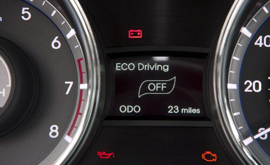 2011 Hyundai Sonata hybrid - Slide 53