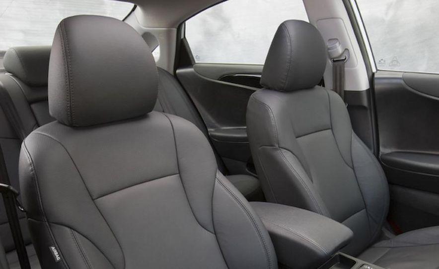 2011 Hyundai Sonata hybrid - Slide 51